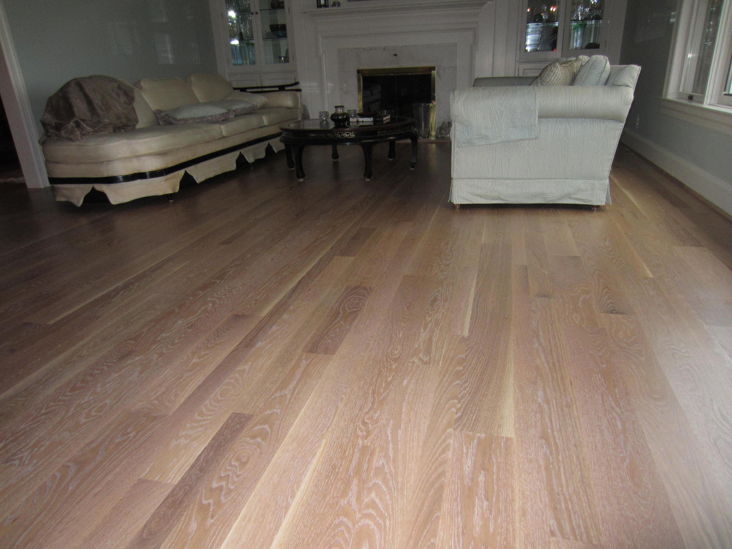 3 popular hardwood flooring trends for Trends in wood flooring