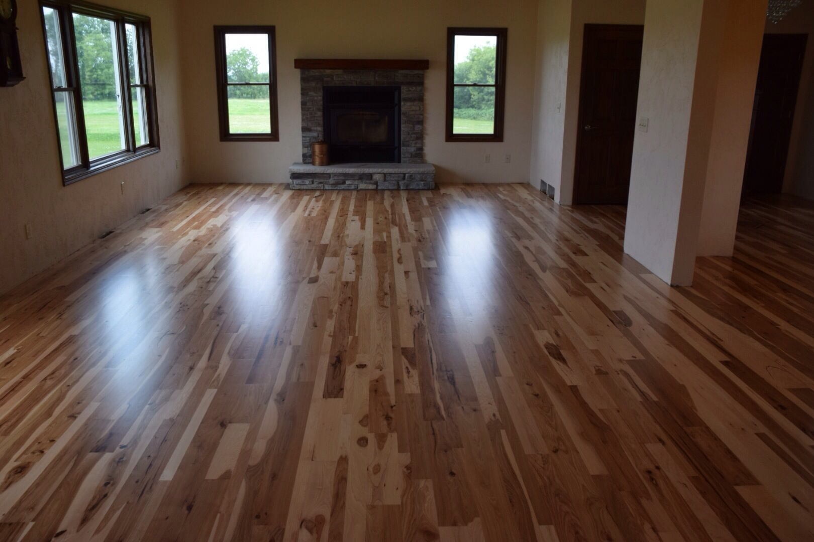Great examples of hardwood floors