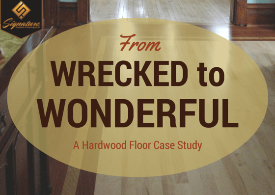 Hardwood Floor Case Study