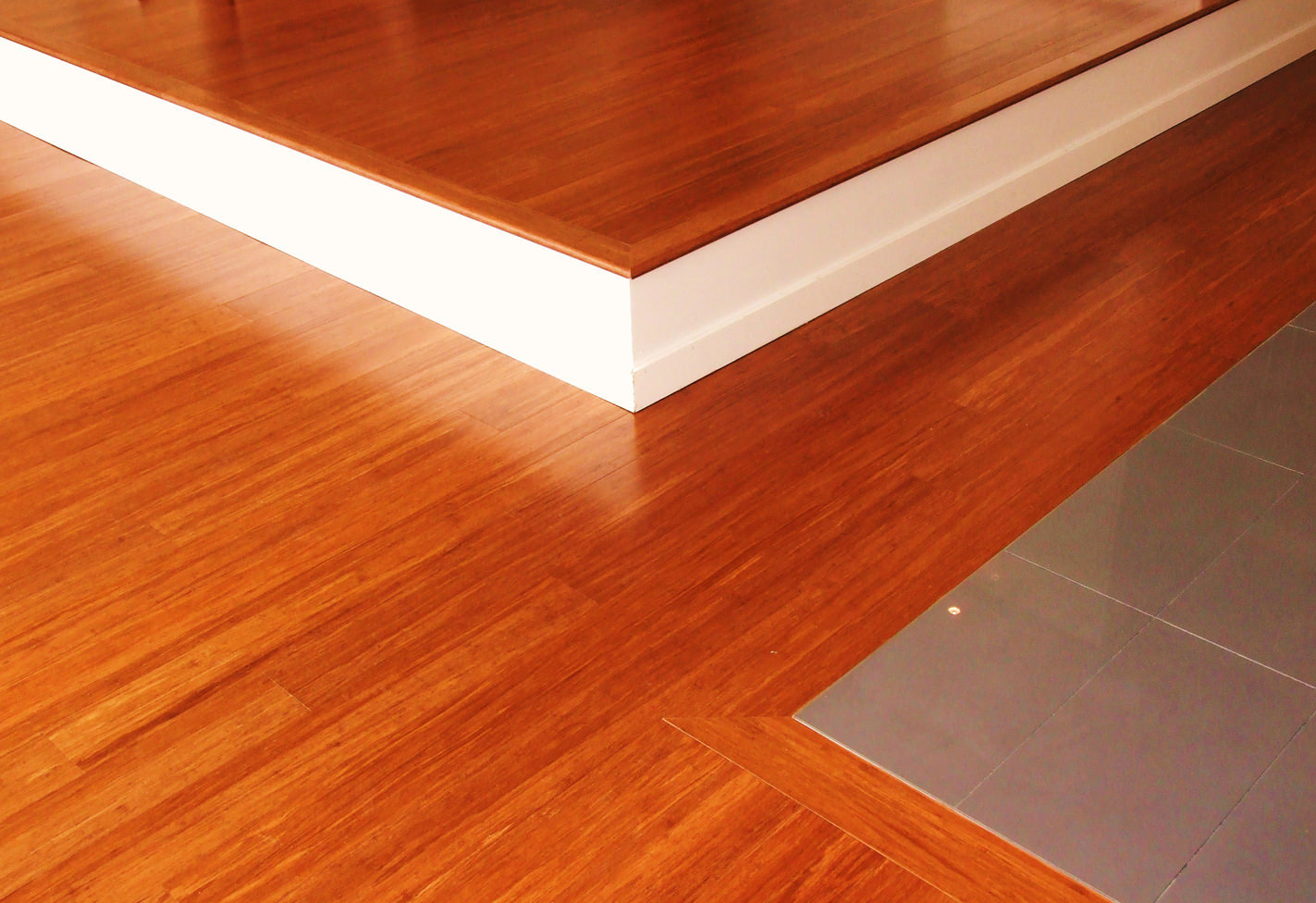 All about bamboo flooring for Floating hardwood floor